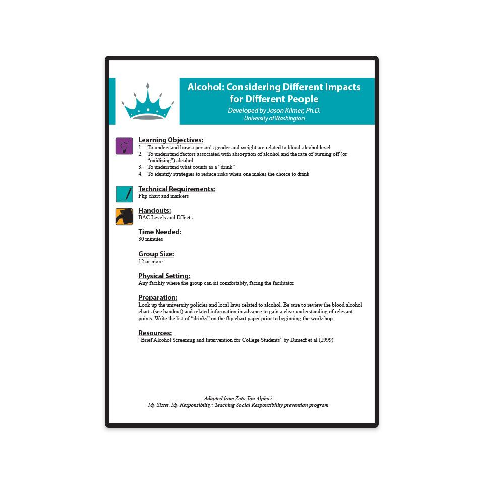 Zeta tau alpha fraternity educational resources women bac facilitation guide pdf nvjuhfo Image collections