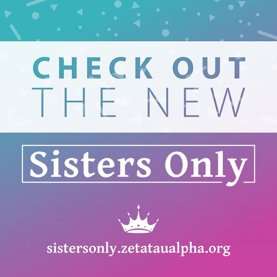 ZTA launches new Sisters Only site
