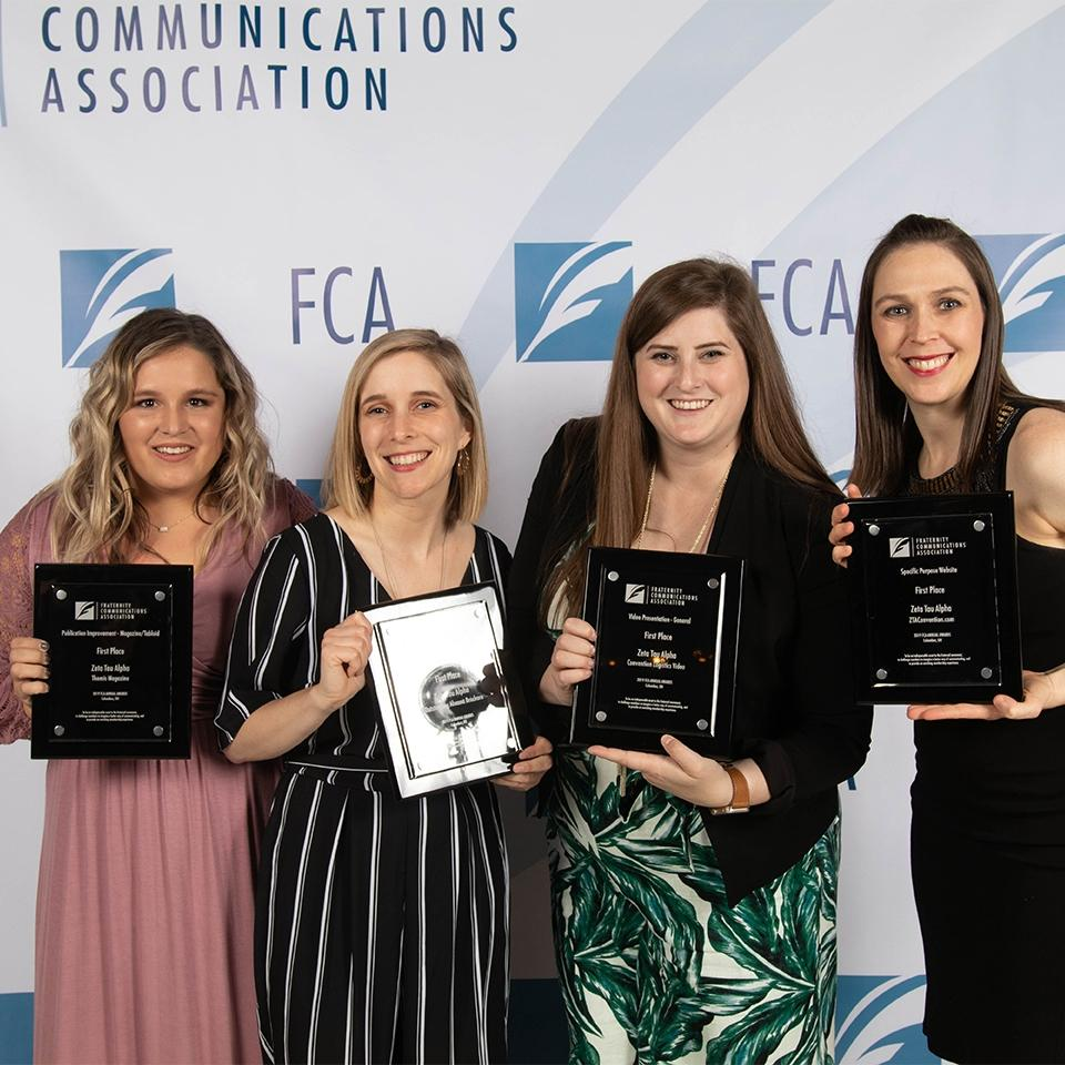 ZTA communication efforts receive recognition