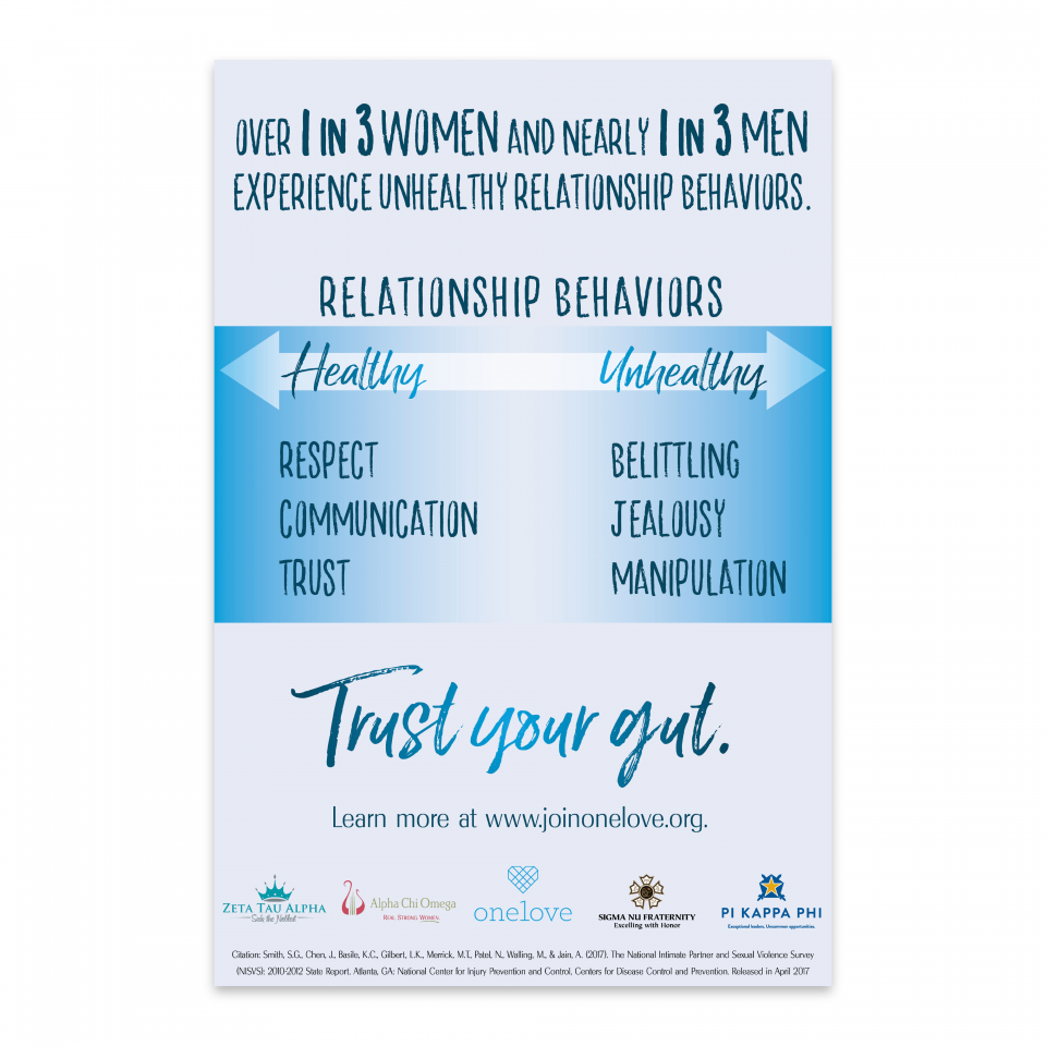Healthy Relationships — Poster JPG