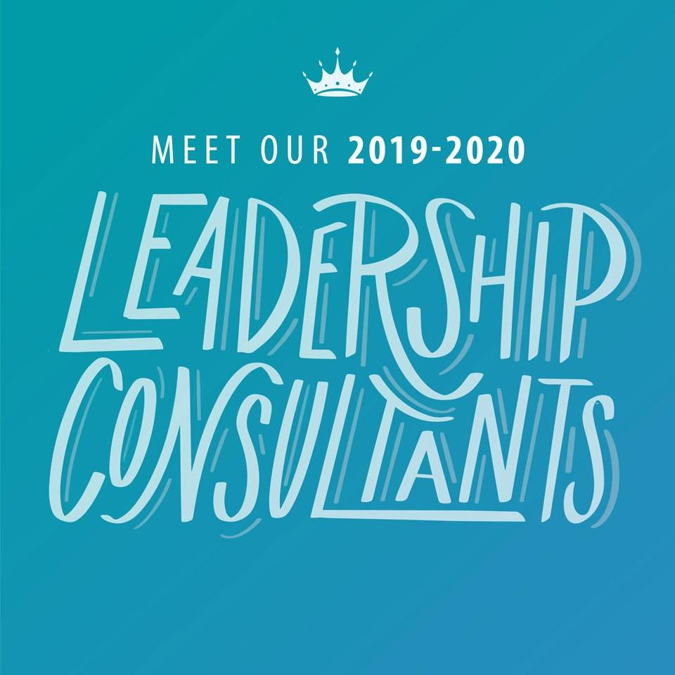 Meet the 2019–2020 Leadership Consultants
