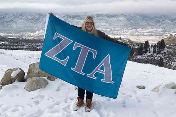 Join ZTAlways for a virtual alumnae experience