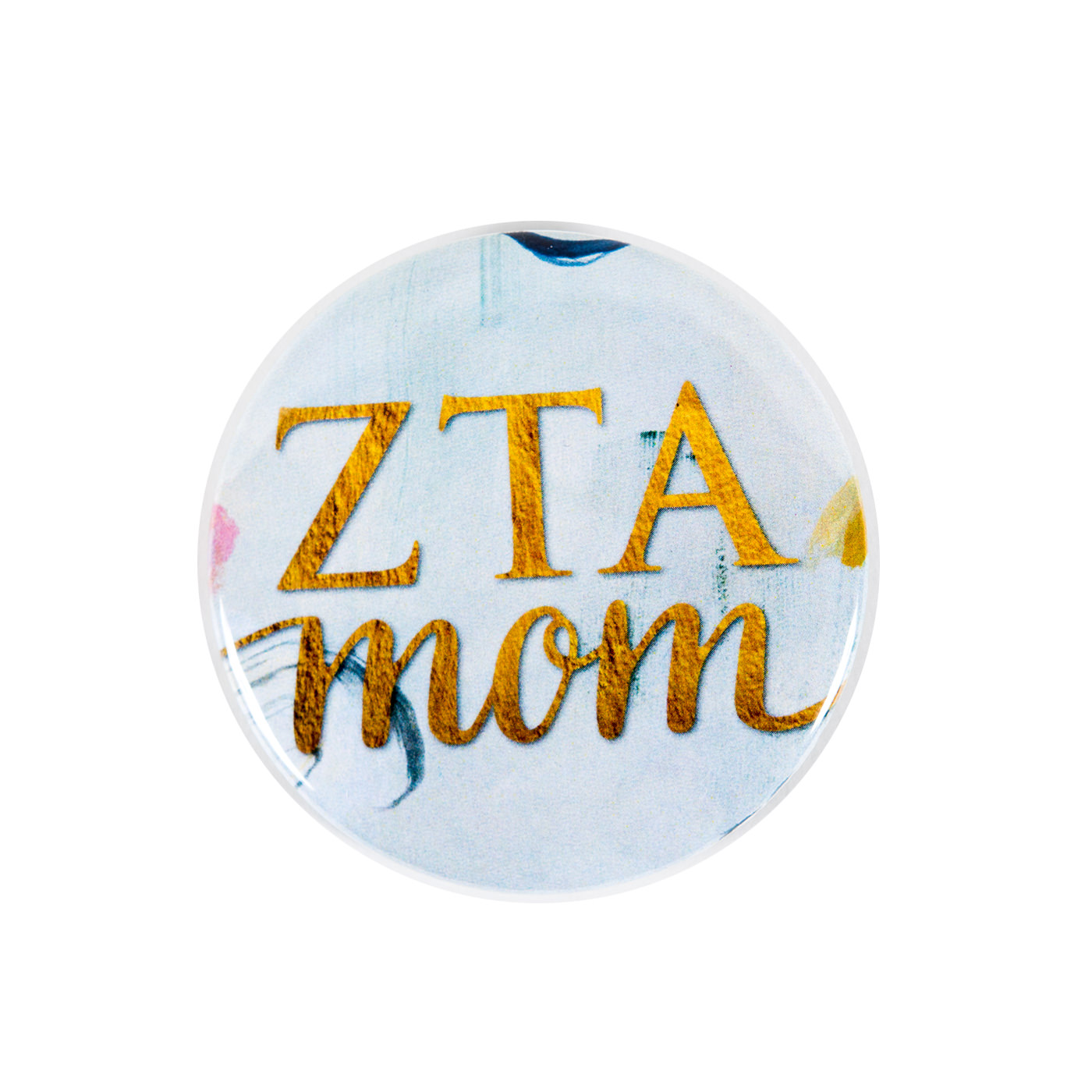 ZTA Mom Button