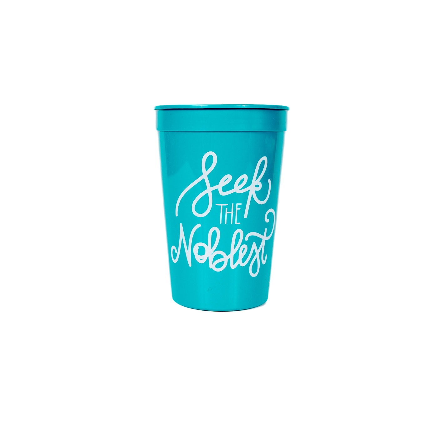 """Seek the Noblest"" Cup"