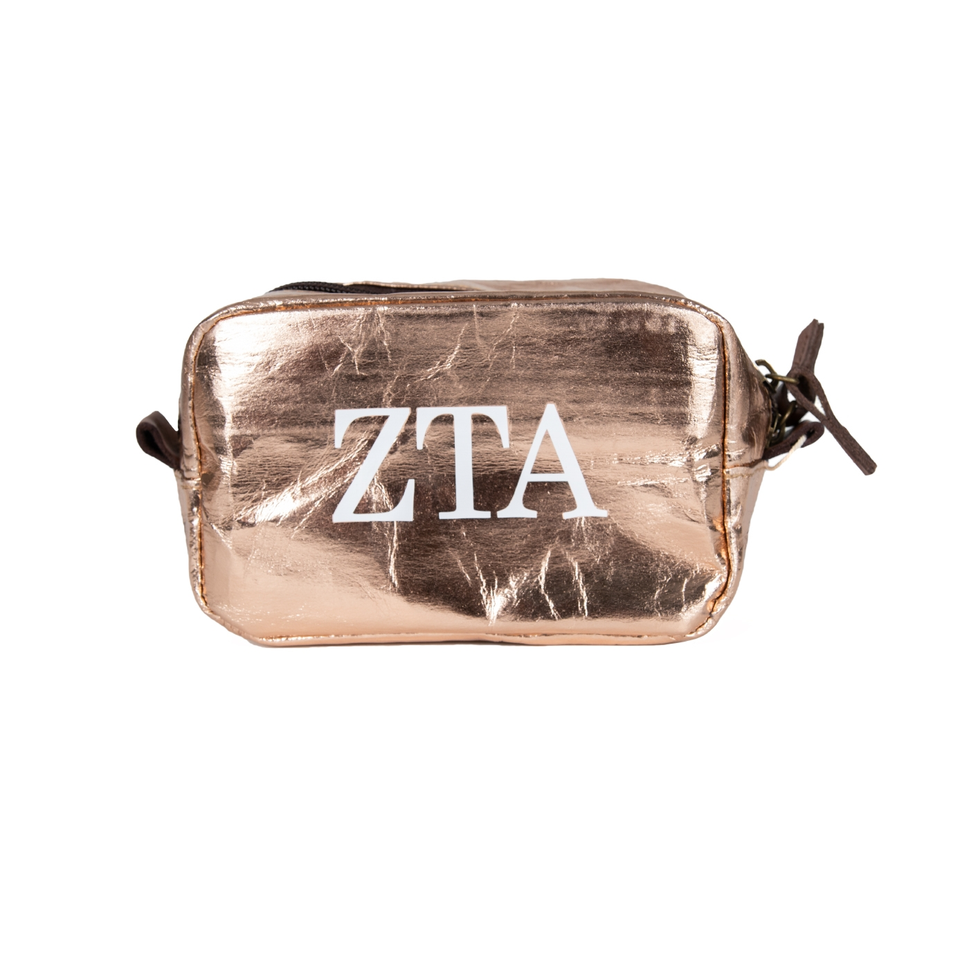 Zeta Tau Alpha Small Cosmetic Bag