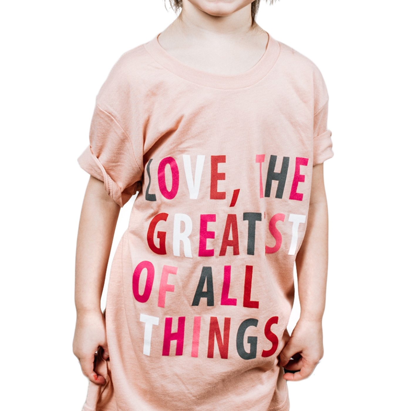 "Youth ""Love, Greatest of all Things"" Tee"