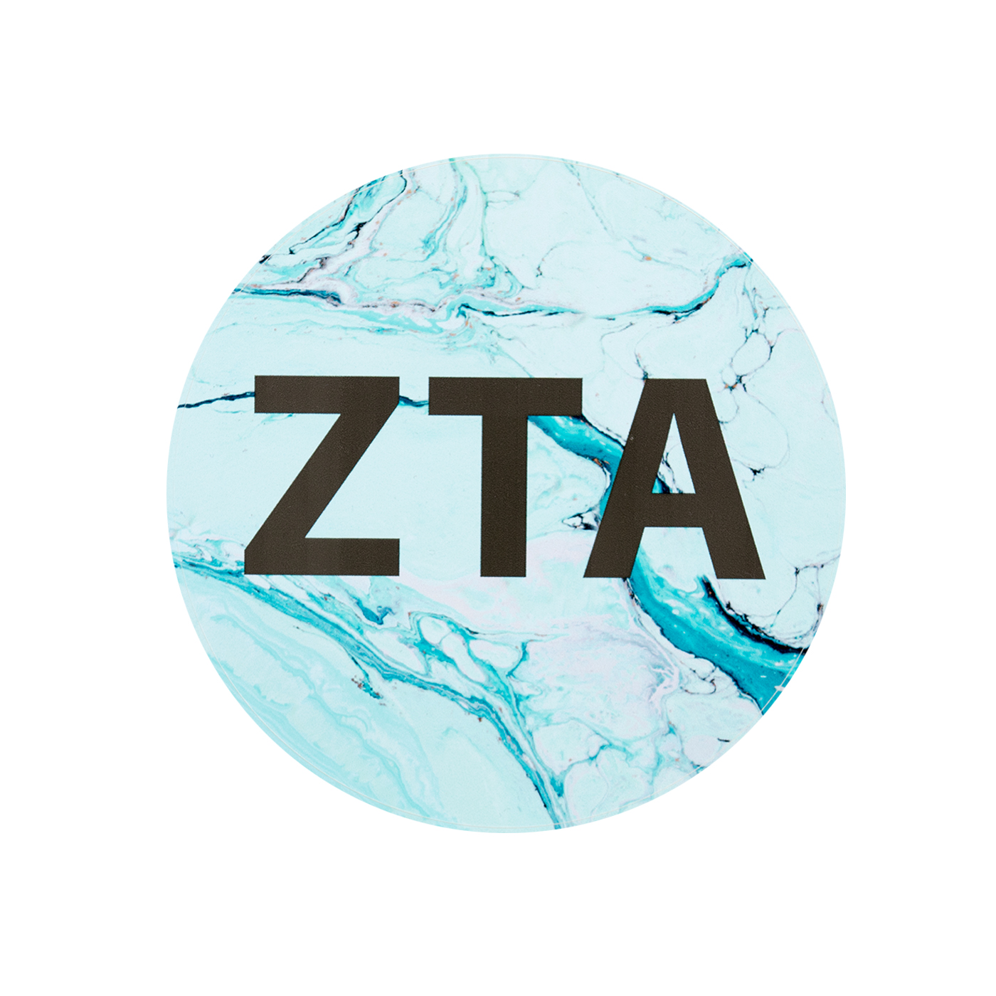 Marble ZTA Tech Decal