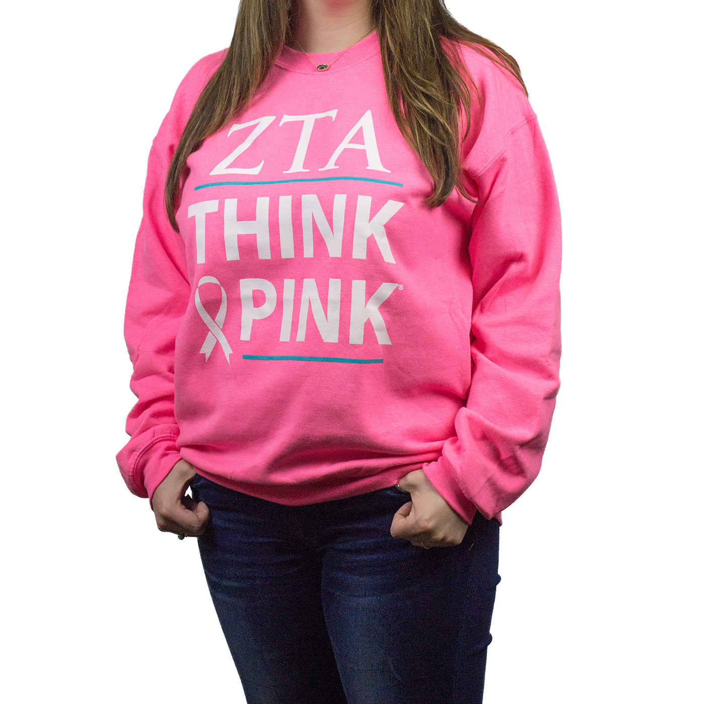 Volunteer Think Pink® Sweatshirt