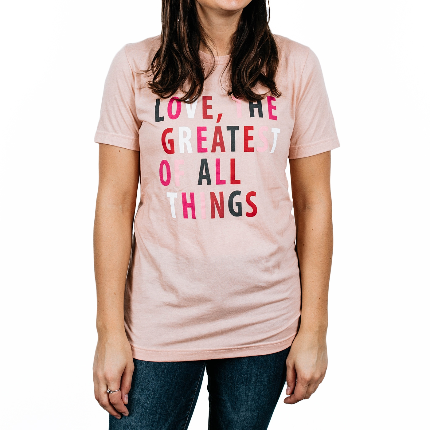 "ZTA ""Love, The Greatest of all Things"" Tee"