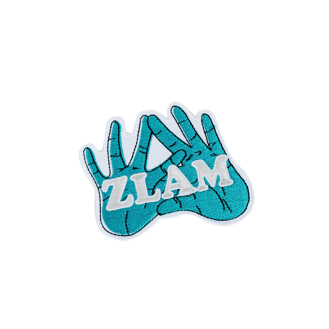 ZLAM Embroidered Patch