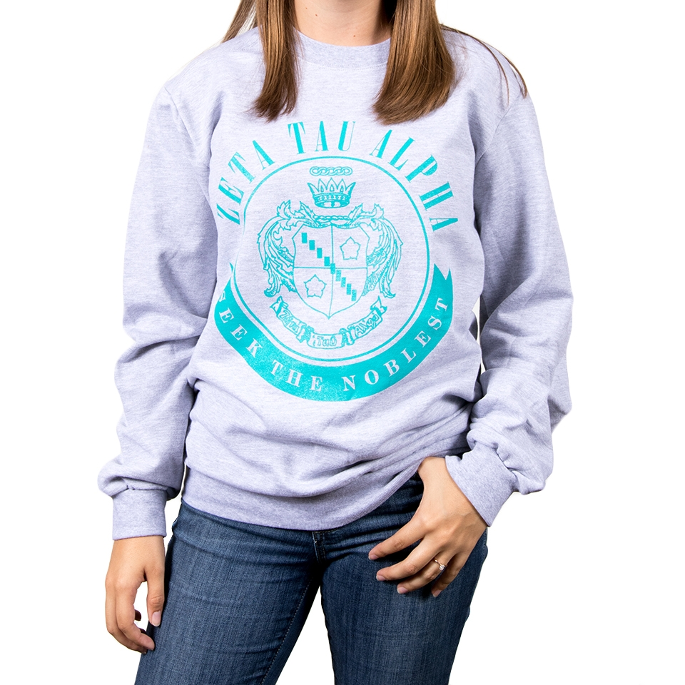 """Seek the Noblest"" Sweatshirt"