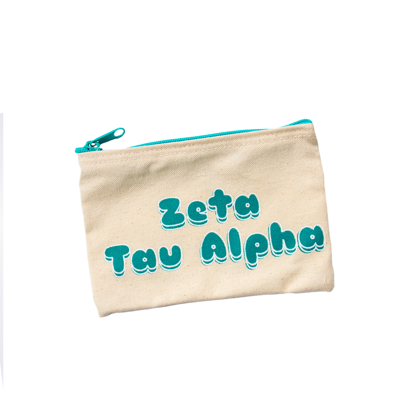 Zeta Tau Alpha Pencil Pouch