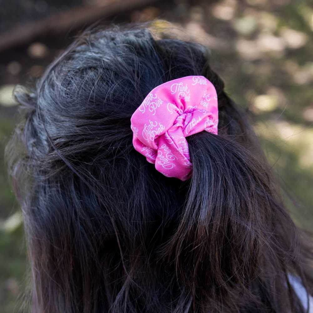 Think Pink® Scrunchie