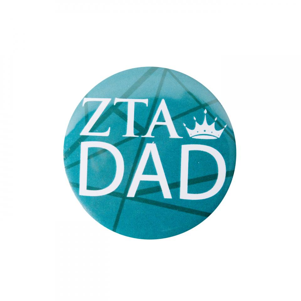 ZTA Dad Button