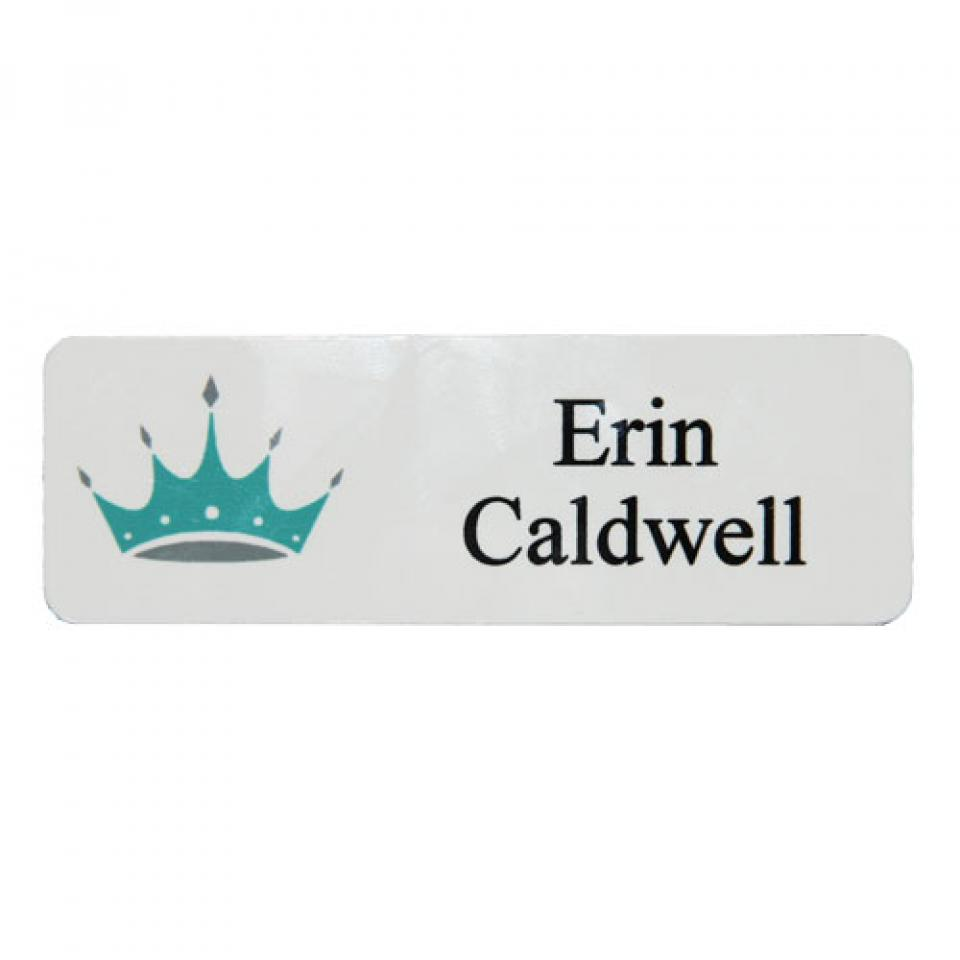 Nametag - Crown