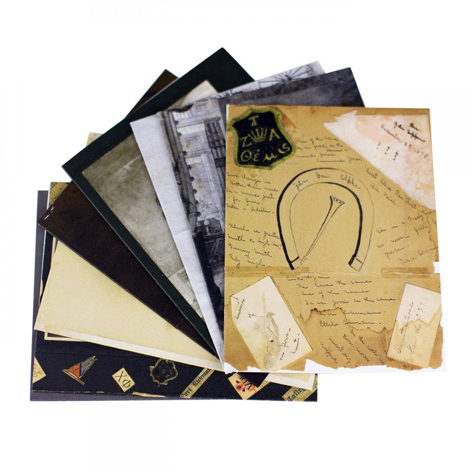 1898 Collection Notecards