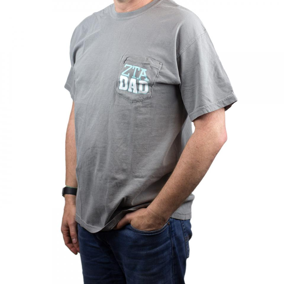 ZTA Dad Pocket Tee