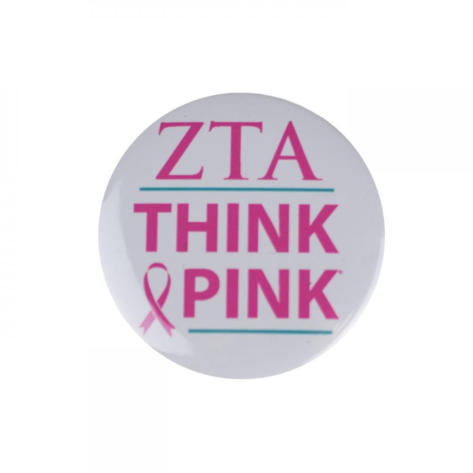 Think Pink® Button