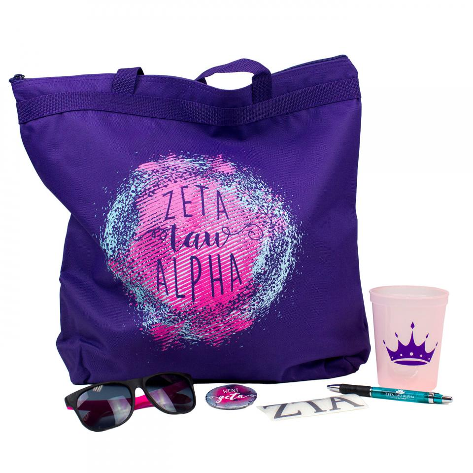 Watercolor Bid Day Pack