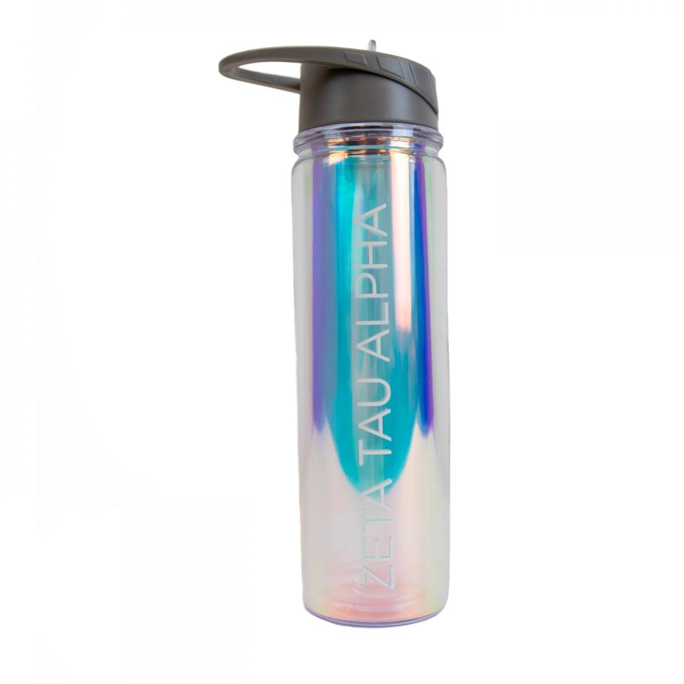 Iridescent Water Bottle