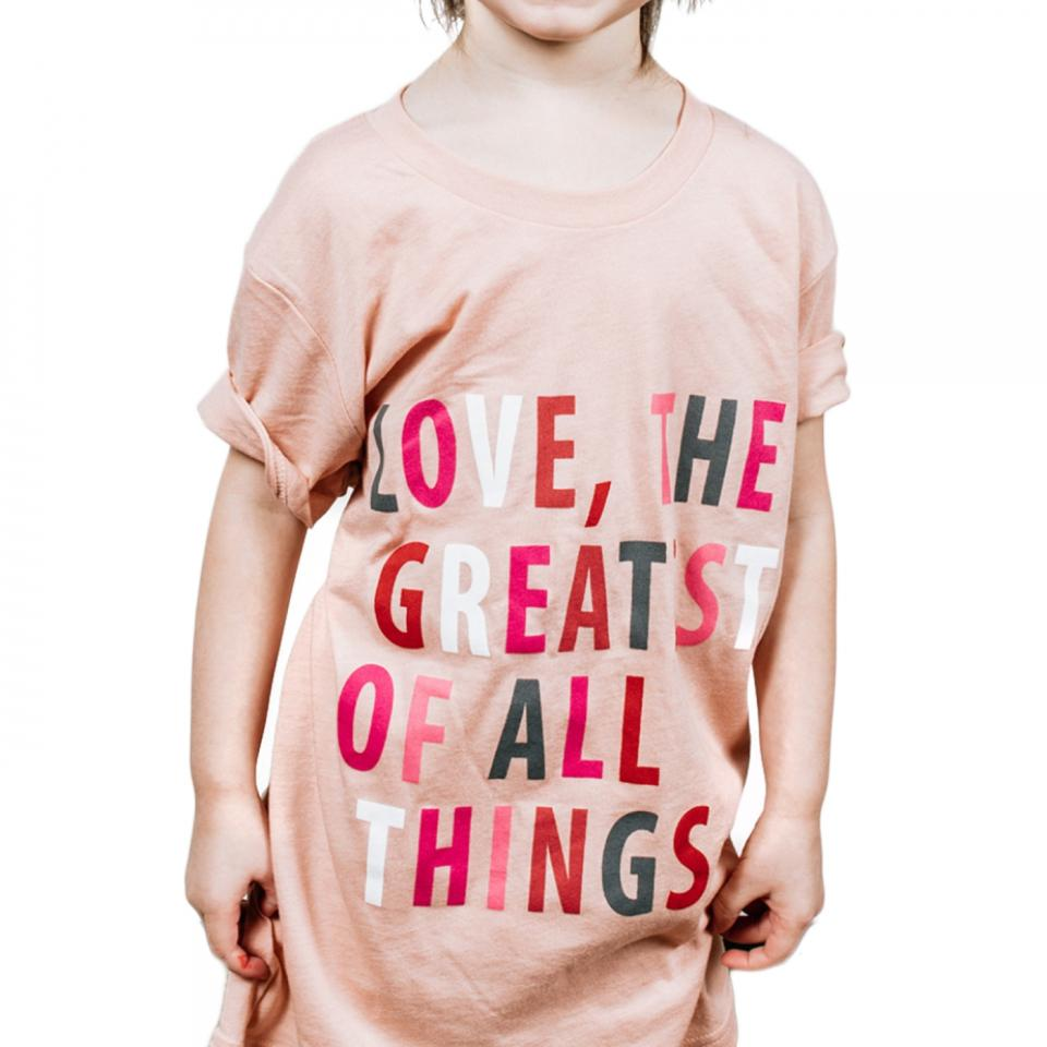 "Youth ""Greatest of all Things"" Tee"