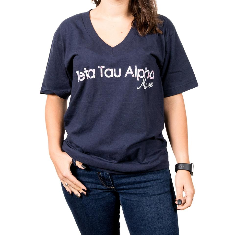 Zeta Tau Alpha Mom's Tee