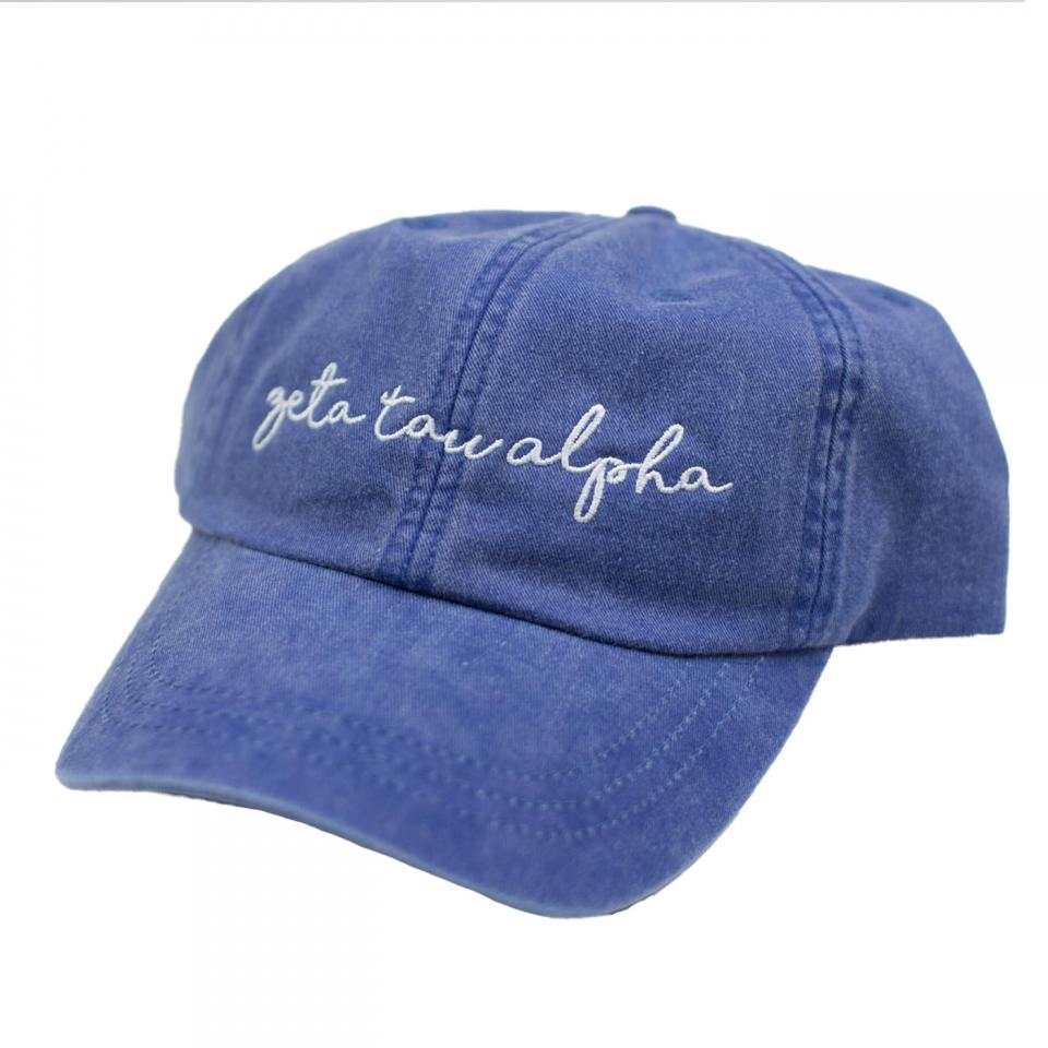 Royal Script Hat