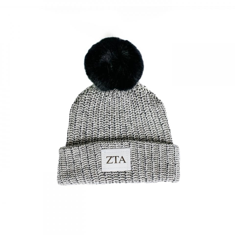 Love Your Melon® ZTA Pom Beanie