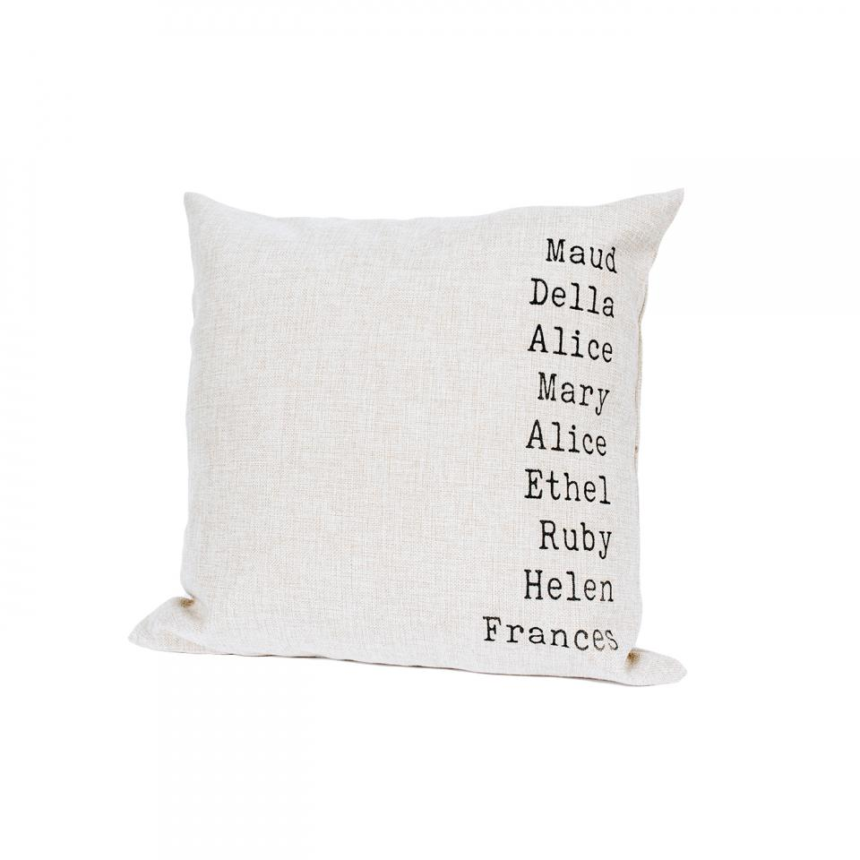 Founders' Pillow