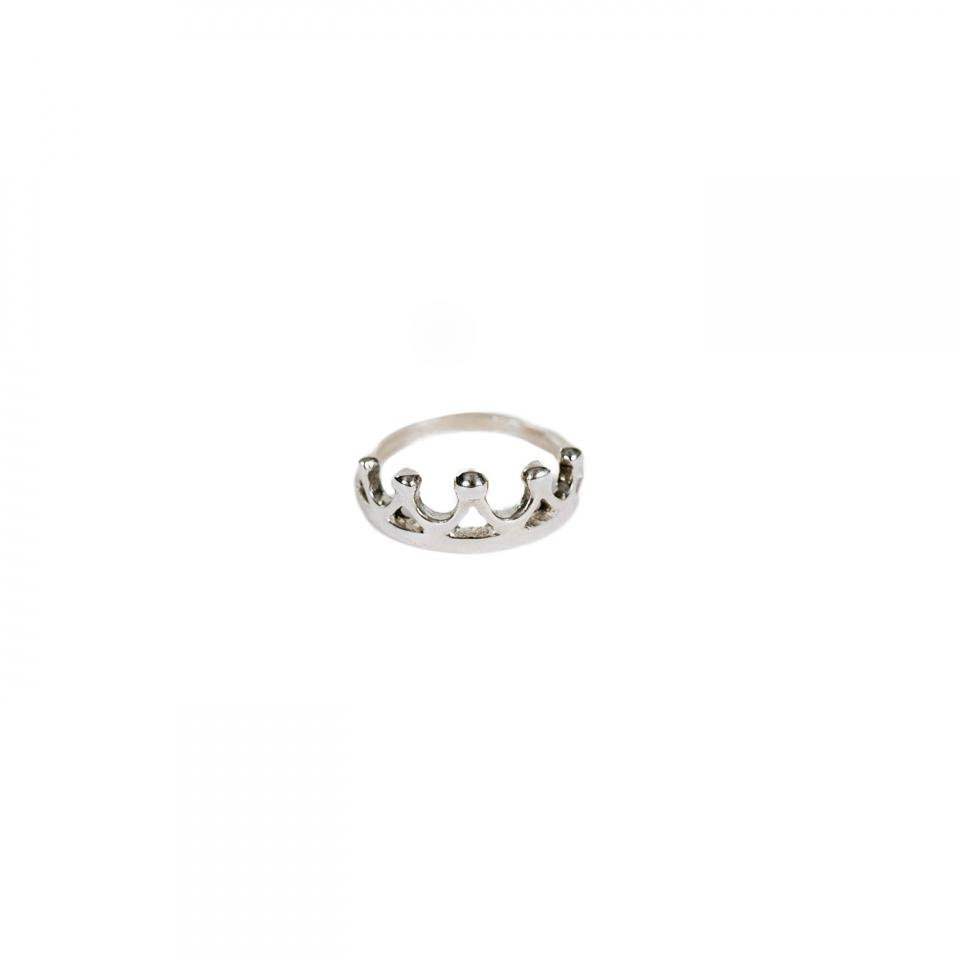 Crown Ring Size 8