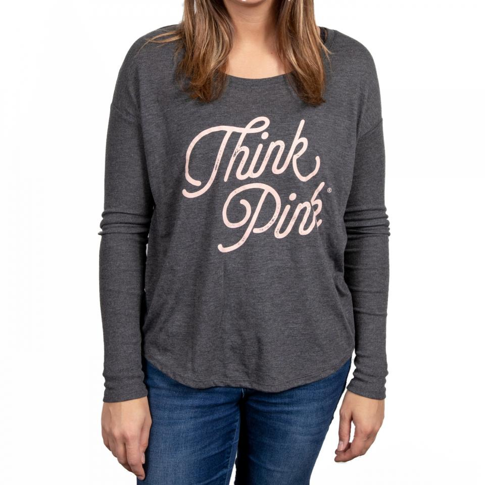 Think Pink Long Sleeve